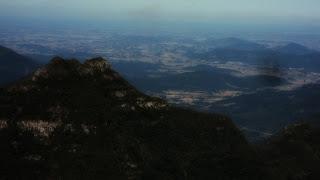 Vista do Cânion do Monte Negro, São José dos Ausentes