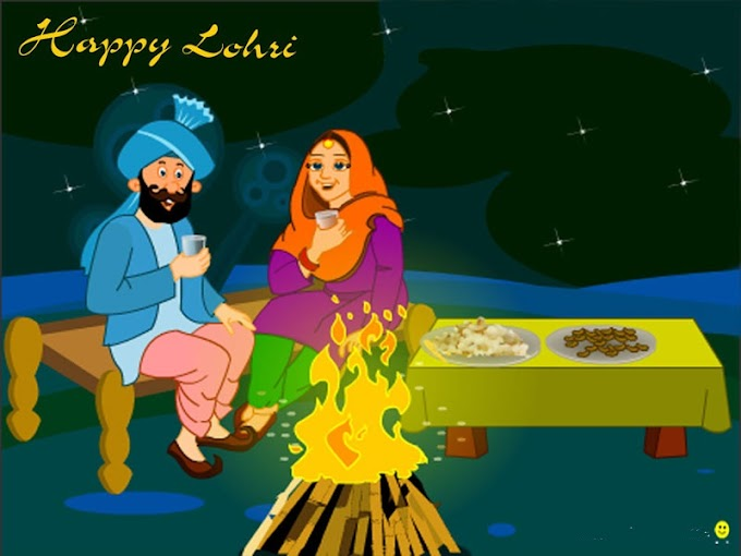 Happy Lohri 2018 Images Pictures Greetings HD Wallpapers