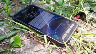 Hape Outdoor Samsung S7 Active Seken 4G LTE RAM 4GB IP68 Certified Military Standard