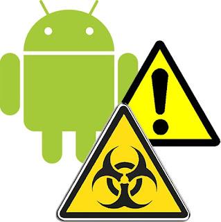 Peligro en los teléfonos Androide-TuParadaDigital