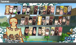 Naruto Senki Kill Mayhem Final v1.17 Apk