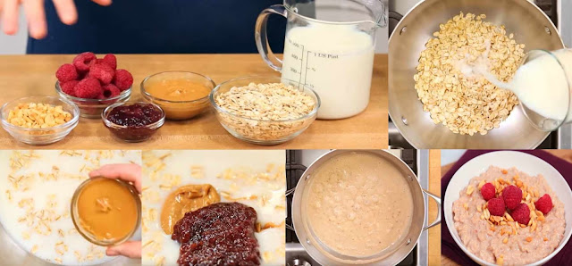 New Healthy Oatmeal Recipes