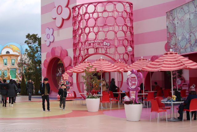Hello Kitty's Ribbon Boutique