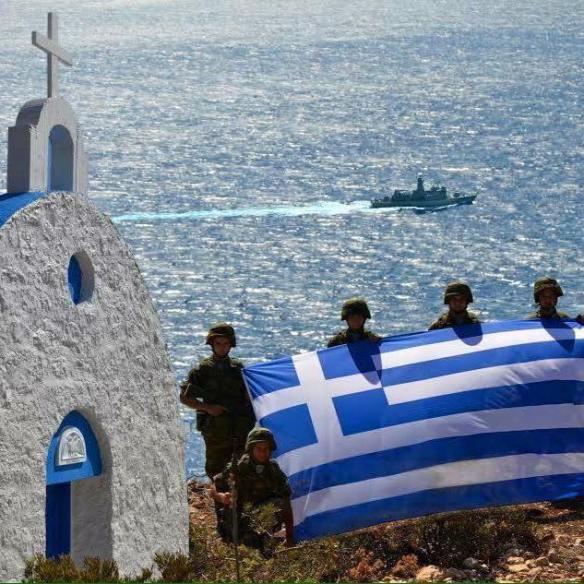 Σύνορα ελληνικά ή ευρωπαϊκά;