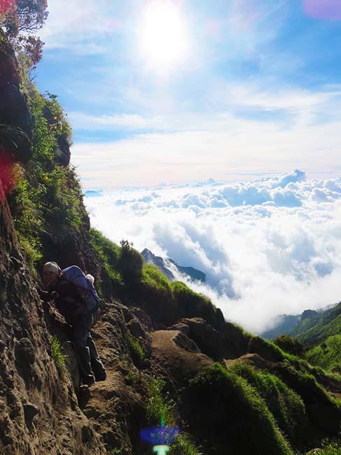 Ondo Rante Gunung Merbabu Via Jalur Utara