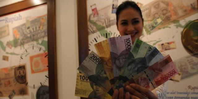 Perhatikan!!! Sistem Pengaman Uang Rupiah Baru, Kali Ini Yang Terbaik Di Dunia