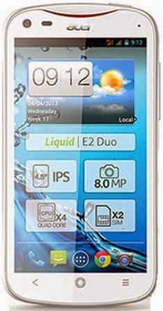 Harga Acer Liquid E2 V370 baru dan bekas