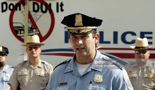 Washington DC Polis Şefi Peter Newsham