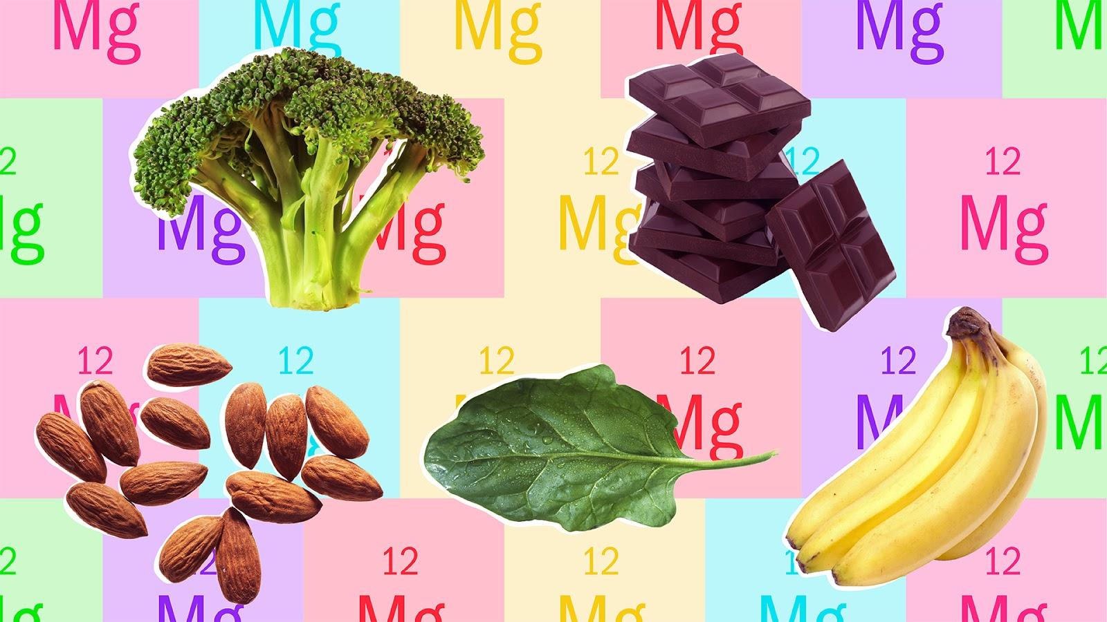 Magnezyum Eksikliği Nedir