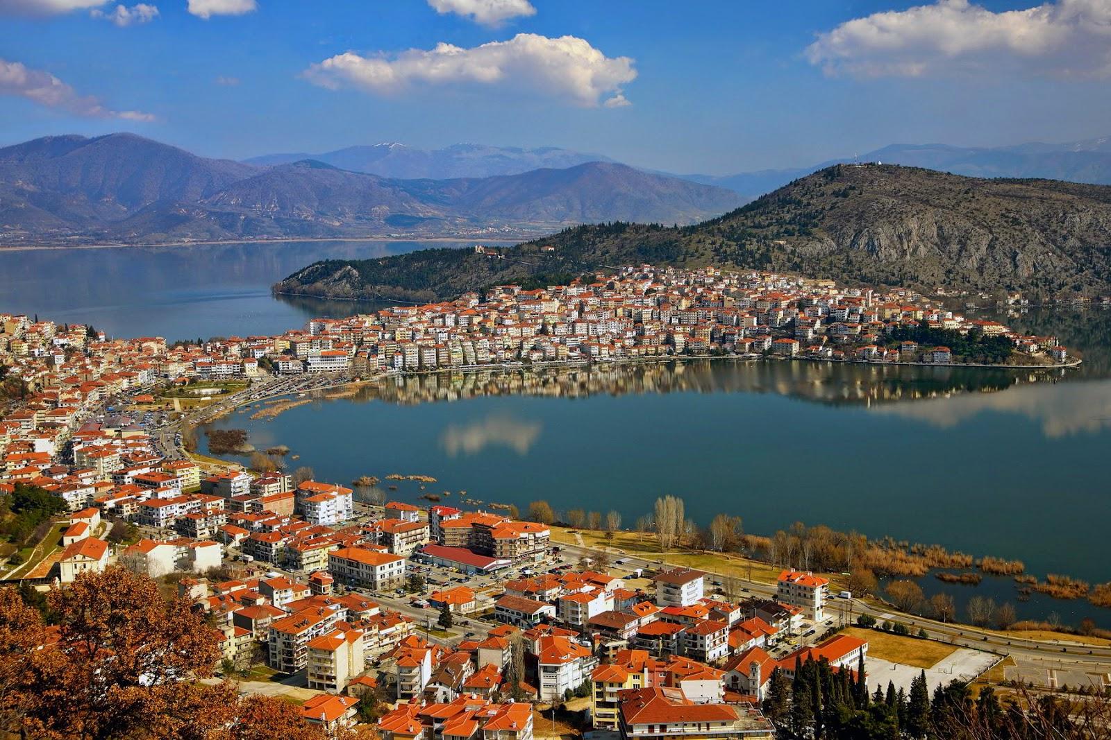 Καστοριά: Πληρότητα 80-90% στα ξενοδοχεία της πόλης την εορταστική περίοδο