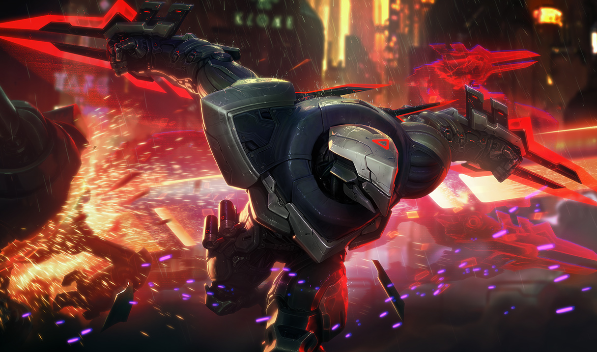 Surrender at 20: 8/25 PBE Update: PROJECT skin splash arts ...
