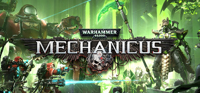 Warhammer 40000 Mechanicus-CODEX
