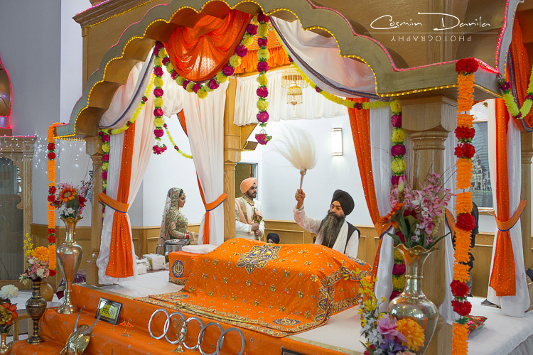 Simran Karamvir Punjabi Wedding In Camrose And Edmonton Cosmin