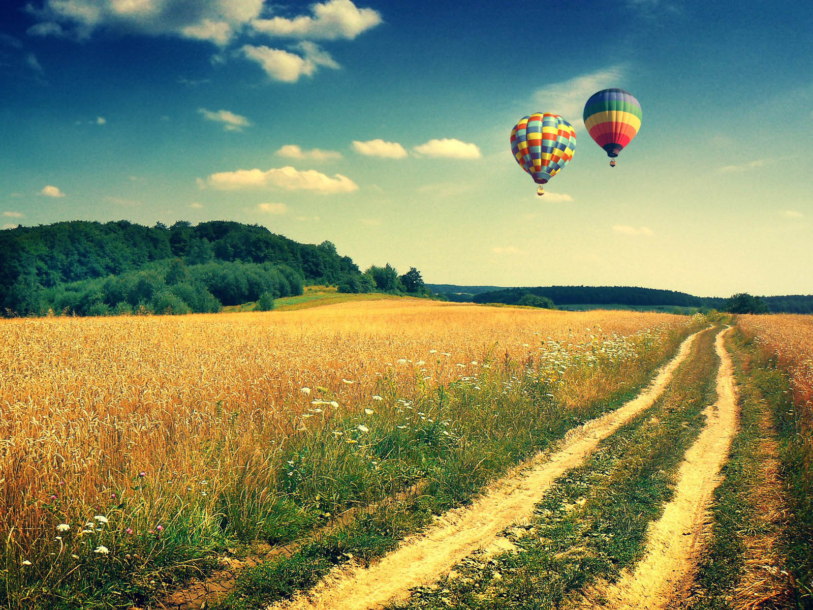 Xs Wallpapers Hd Hot Air Balloons Wallpapers
