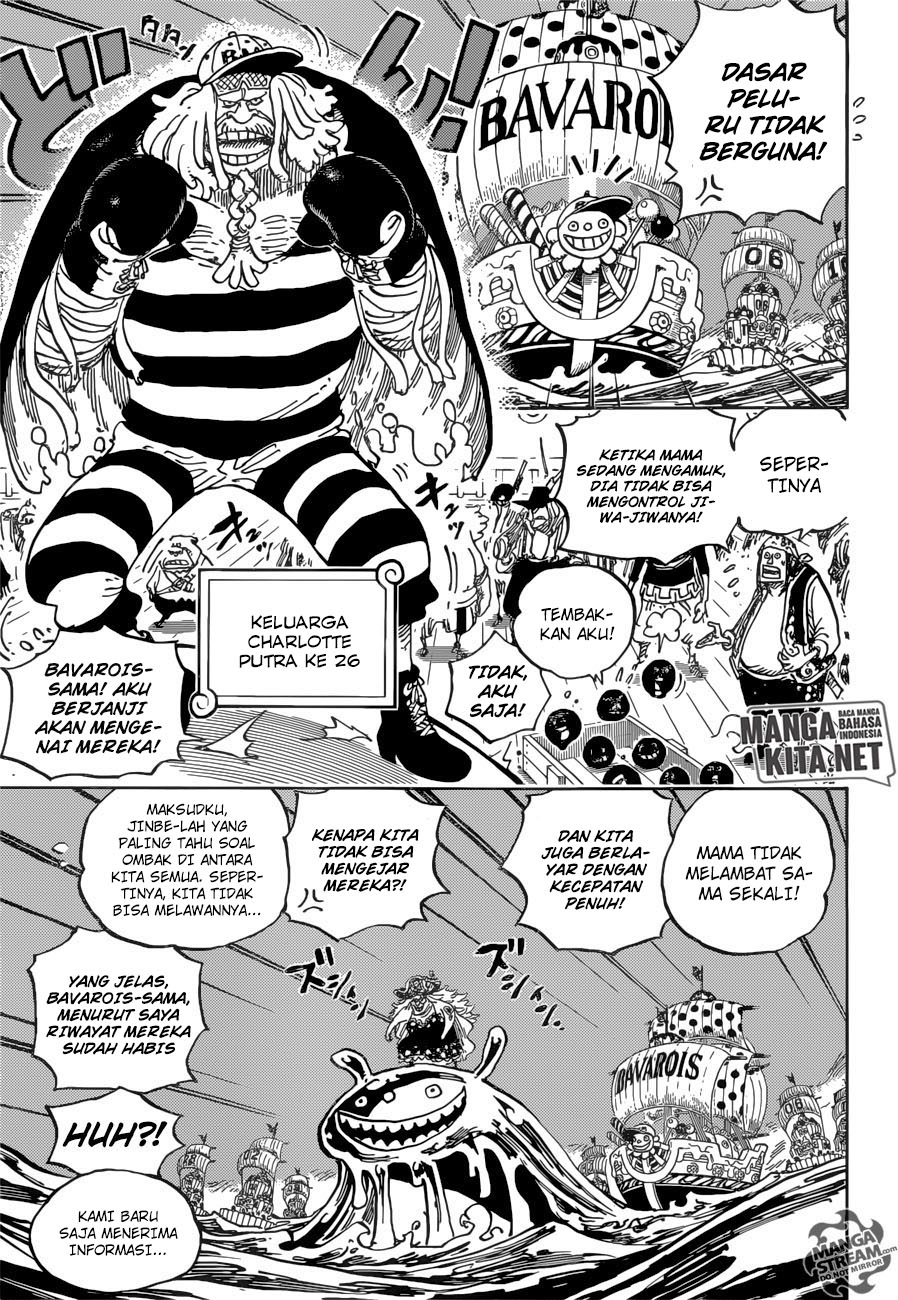 One Piece Chapter 888-6