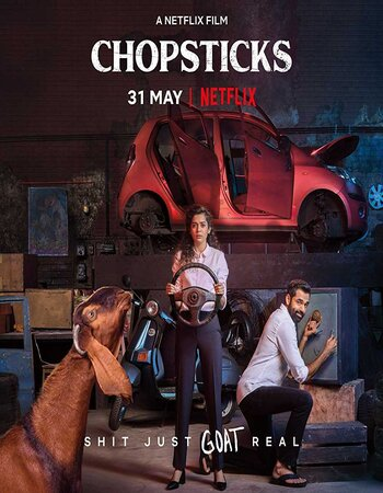 Chopsticks (2019) Dual Audio Hindi 720p HDRip x264 850MB ESubs Movie Download