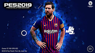 PES 2019 Mobile Android Full Kits,Logos,New Graphics Patch No Root