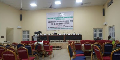 INEC Returning Officer Yet To Arrive Bauchi For Collation Of Rerun Results