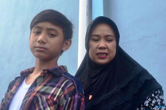 Anaknya Dibully, Ibunda Bowo Tik Tok Ingin Coret Dari