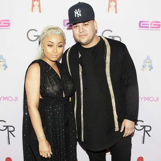Blac Chyna and Rob Kardashian call it quit again!