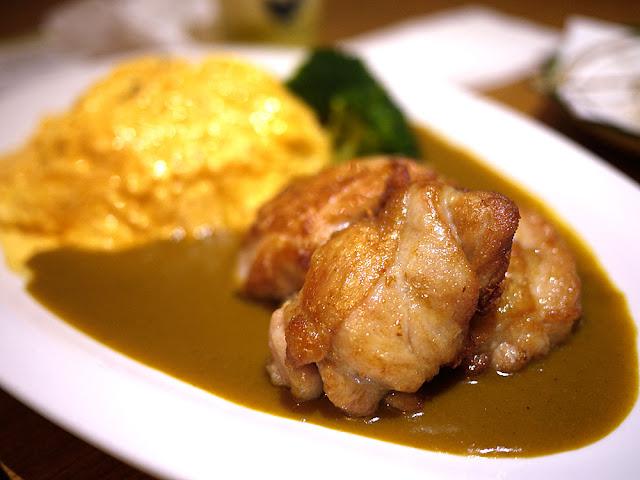 P1280032 - 熱血菜訪│台中福科路美食-艾蒂兒時尚廚房療癒系的熊貓咖哩飯(已歇業)