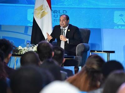 ضياء رشوان, الهيئة العامة للاستعلامات, سارة هاف بيني,صفاء فيصل, السيسي,