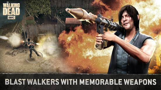 The Walking Dead No Man's Land Mod Apk Download