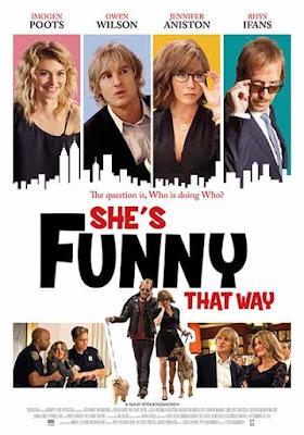 İlişki Durumu: Kaçamak - She's Funny That Way (2014)