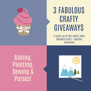A round up of crafty giveaways | Belinda Lee Designs