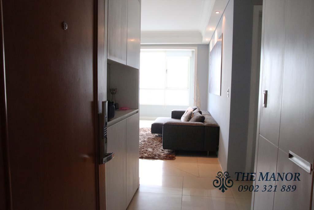 Siêu hot bán căn hộ Manor giá rẻ 2PN full nội thất view Bitexco - hình 7