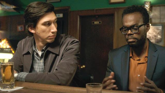 Fotograma de la película: Paterson (2016)