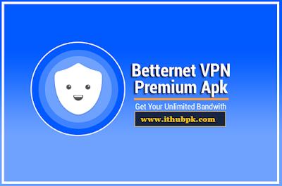 Betternet VPN Premium v4.5.0 Apk