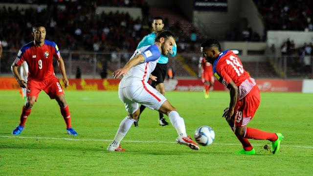 Panamá 1-1 Estados Unidos Hexagonal Final eliminatoria Rusia 2018