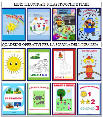 quaderni operativi scuola infanzia da