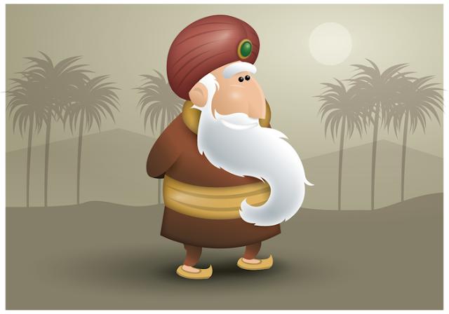 Kisah Soalan Sultan yang Susah DIjawab oleh Seorang Ustaz