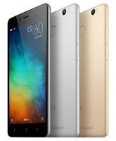 Harga Xiaomi Redmi 3 Pro 2 Jutaan
