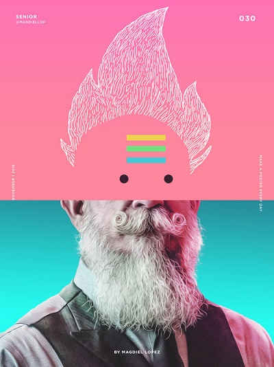 "por Magdiel Lopez, ""Senior"" 