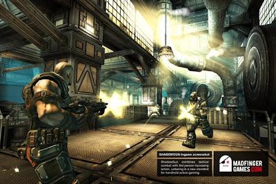 04-SHADOWGUN Top 10 melhores jogos para iPad, iPhone e Android na E3 2011