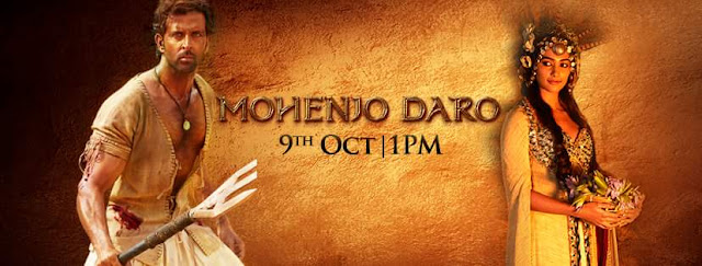 'Mohenjo Daro' Movie Tv Premier on Star Gold Channel Wiki Full Detail