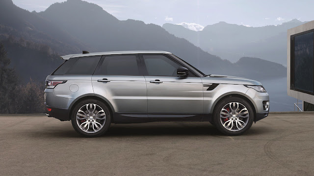 New engines and advanced technology for 2017 Range Rover Sport