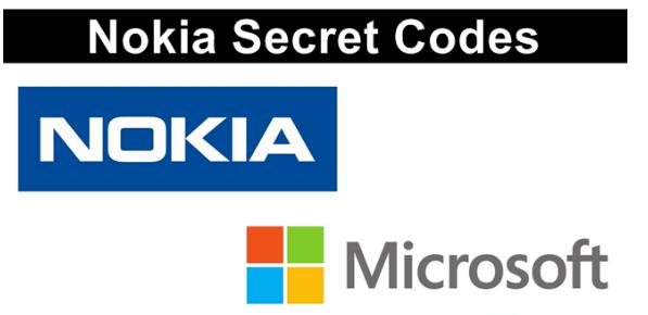 Nokia Secret Codes List 2017