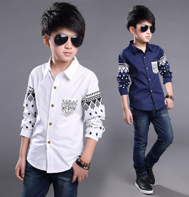 Jenis Fashion Anak Laki Laki