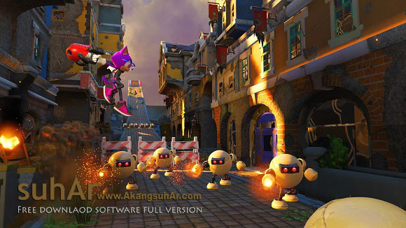Download GAME PC Sonic Forces Full Version
