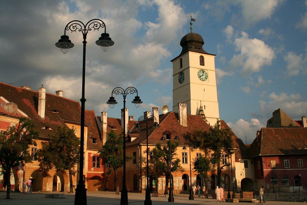 Photographis: Sibiu / Hermannstadt - Visit Romania  |Hermannstadt