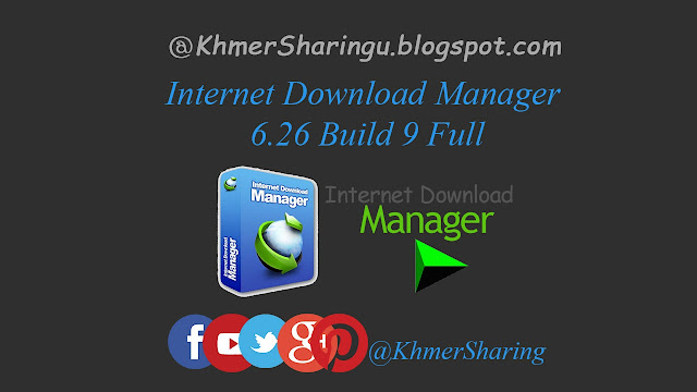 internet download manager 6.26 build 11 full crack