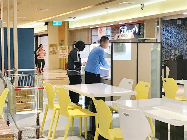 IMG 3905 - 台中西屯│台糖美食街重新開幕囉!不用跑去草悟道也能吃到傘甘甜點,還有多家新店面進駐,整體煥然一新!