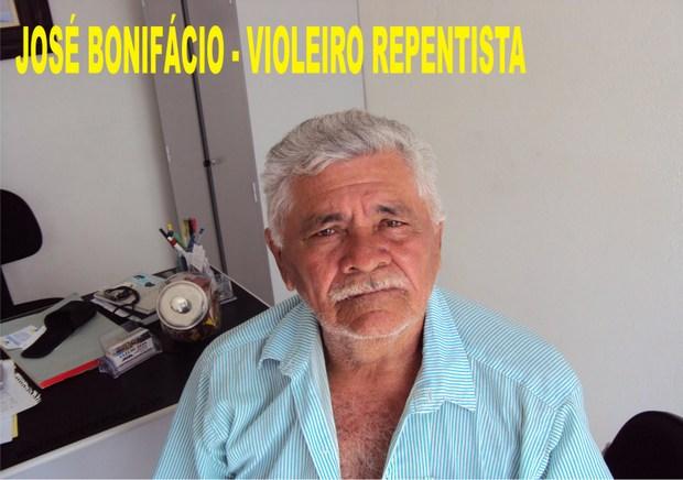 Morre aos 78 anos, o poeta repentista Zé Bonifácio que residia em Santa Cruz