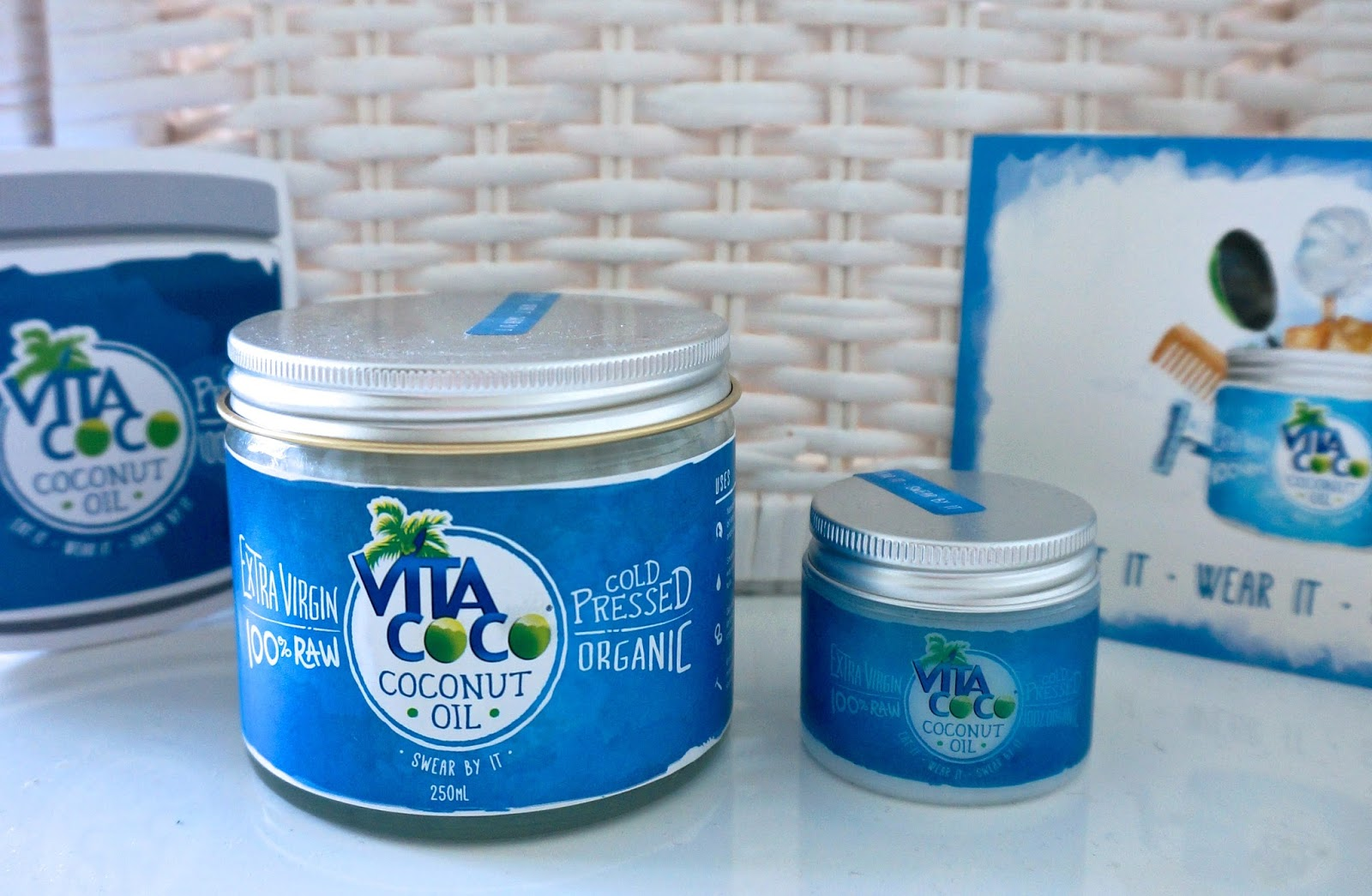 5 Uses for Vita Coco's Coconut Oil
