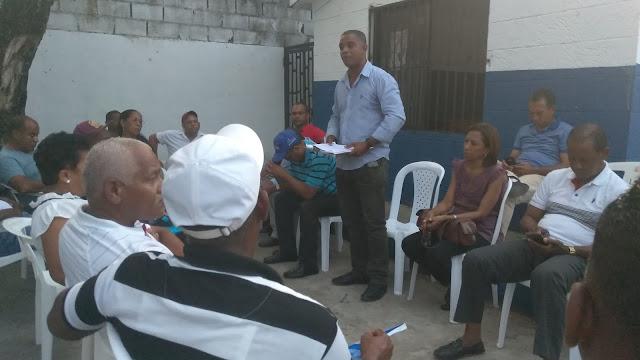Presidente del PRM en Barahona Ing. Elson Peña ve como un abuso por parte del gobierno crear más impuestos.