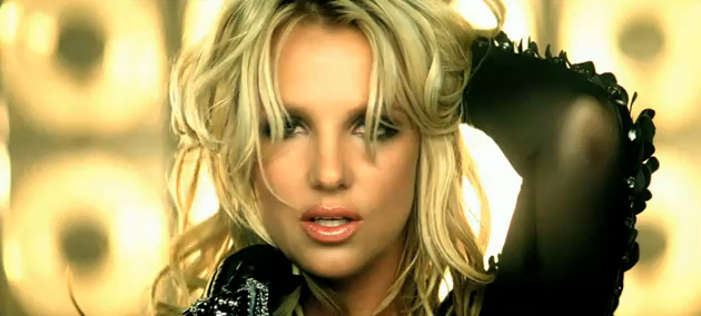 Dernier clip Britney Spears Till the world ends
